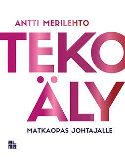 Merilehto, Antti - Tekoäly: Matkaopas johtajalle, ebook