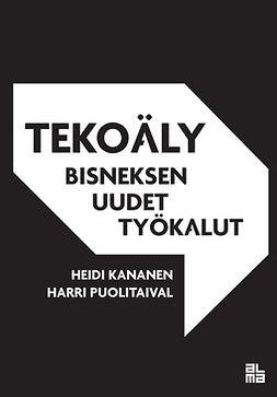 Kananen, Heidi - Tekoäly - bisneksen uudet työkalut, e-kirja