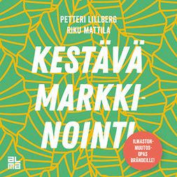Lillberg, Petteri - Kestävä markkinointi, äänikirja