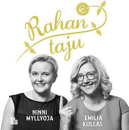 Kullas, Emilia - Rahan taju, audiobook