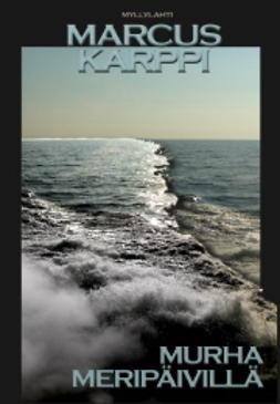 Karppi, Marcus - Murha meripäivillä, e-kirja