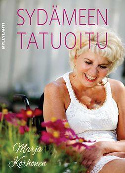 Korhonen, Marja - Sydämeen tatuoitu, e-kirja