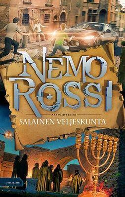 Nemo, Rossi - Salainen veljeskunta, e-kirja