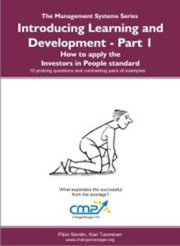 Tuominen, Kari - Introducing Learning and Development -  Investors in People - Part 1, ebook