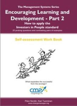 Tuominen, Kari - Encouraging Learning and Development - Investors in peopleEOPLE, ebook