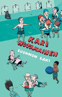 Hotakainen, Kari - Luonnon laki, e-bok