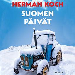 Koch, Herman - Suomen päivät, äänikirja