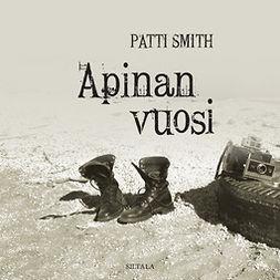 Smith, Patti - Apinan vuosi, audiobook