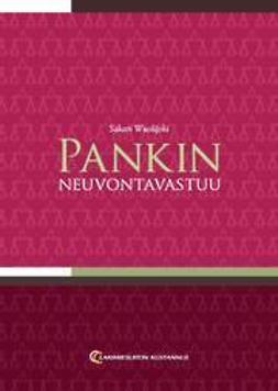 Wuolijoki, Sakari - Pankin neuvontavastuu, e-kirja