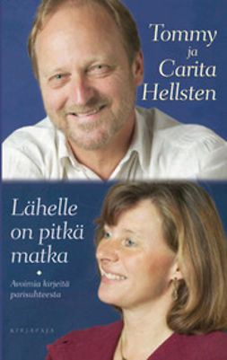 Hellsten, Carita - Lähelle on pitkä matka, e-kirja