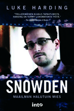 Harding, Luke - Snowden – Maailman halutuin mies, e-kirja