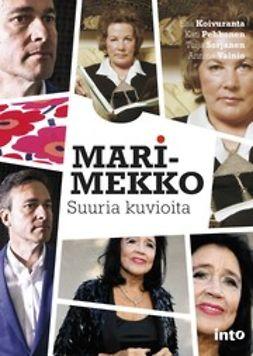 Karlsson, Nina - Marimekko –Suuria kuvioita, e-kirja