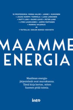 Halme, Minna - Maamme energia, e-kirja
