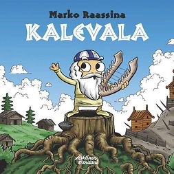 Raassina, Marko - Kalevala, e-kirja