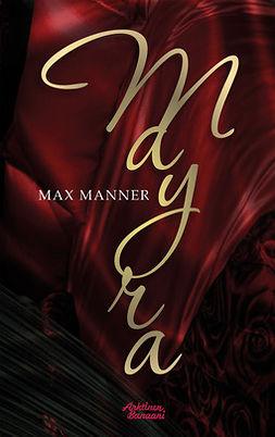 Manner, Max - Mayra, ebook