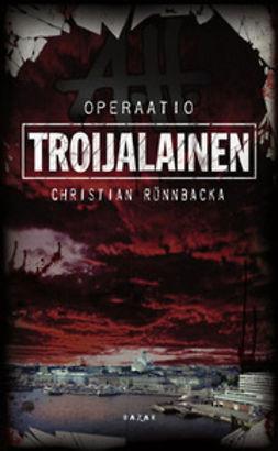 Rönnbacka, Christian - Operaatio Troijalainen, e-kirja