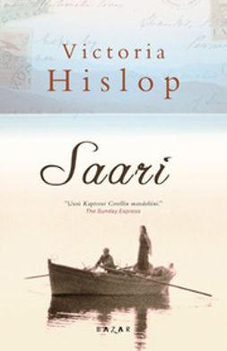 Hislop, Victoria - Saari, e-kirja