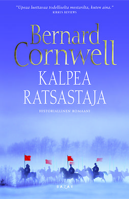 Cornwell, Bernard - Kalpea ratsastaja, e-kirja