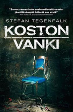Tegenfalk, Stefan - Koston vanki, e-kirja