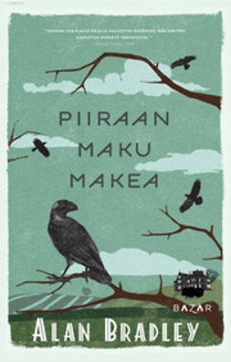 Bradley, Alan - Piiraan maku makea, ebook