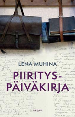 Muhina, Lena - Piirityspäiväkirja, e-kirja