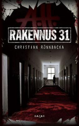 Rönnbacka, Christian - Rakennus 31, e-kirja