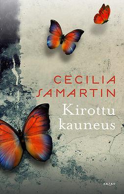 Samartin, Cecilia - Kirottu kauneus, e-kirja