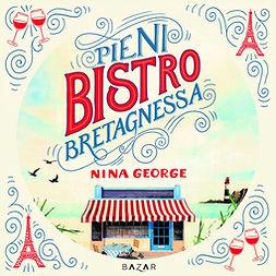 George, Nina - Pieni bistro Bretagnessa, äänikirja