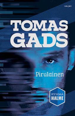 Gads, Tomas - Pirulainen, ebook