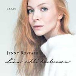 Rostain, Jenny - Liian rikki kuolemaan, audiobook
