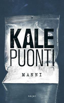 Puonti, Kale - Manni, e-kirja