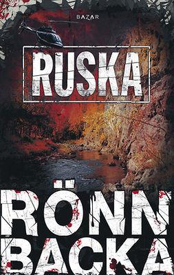 Rönnbacka, Christian - Ruska, e-kirja