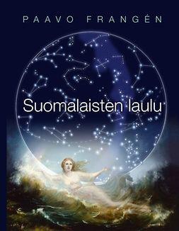 Frangén, Paavo - Suomalaisten laulu, e-kirja
