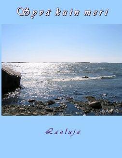 Lajunen, Terttu - Syvä kuin meri: Laululintu 8, e-kirja