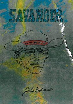 Savinainen, Juha - Savander, e-kirja