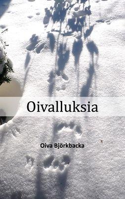 Björkbacka, Oiva - Oivalluksia, e-kirja