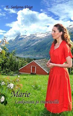 Sarkama-Voigt, Eila - Marie - Laaksoissa ja vuoriteillä, e-kirja