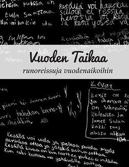 Herajoen, 4. luokka - Vuoden Taikaa: runoreissuja vuodenaikoihin, e-kirja