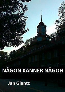 Glantz, Jan - NÅGON KÄNNER NÅGON, ebook