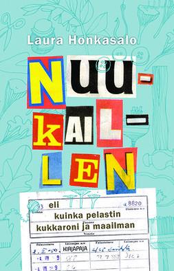 Honkasalo, Laura - Nuukaillen eli kuinka pelastin kukkaroni ja maailman, e-kirja