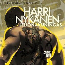 Nykänen, Harri - Leijonakuningas, äänikirja