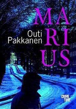 Pakkanen, Outi - Marius, e-bok