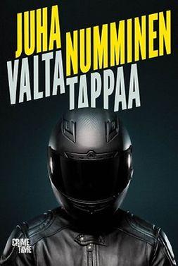 Numminen, Juha - Valta tappaa, e-kirja