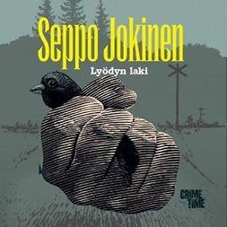 Jokinen, Seppo - Lyödyn laki, äänikirja
