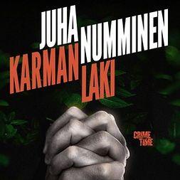 Numminen, Juha - Karman laki, äänikirja
