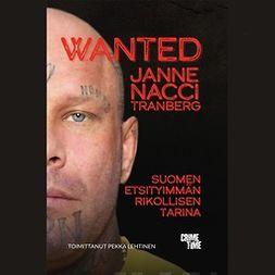 Lehtinen, Pekka - Wanted, äänikirja