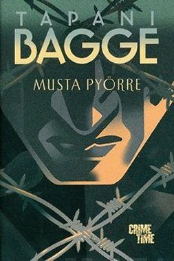 Bagge, Tapani - Musta pyörre, e-bok