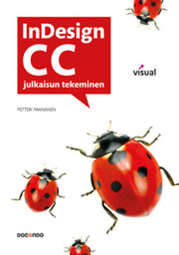 Paananen, Petteri - Indesign CC Visual, e-kirja