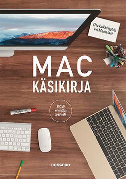 Karjalainen, Outi - Mac-käsikirja, ebook