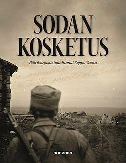 Vaara, Seppo - Sodan kosketus, e-kirja